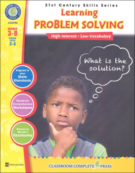 Learning Problem Solving (21st Century Skills)