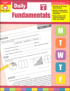 Daily Fundamentals Grade 4