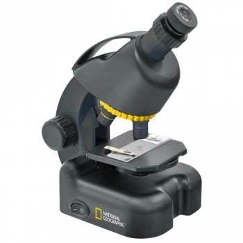 National Geographic Zoom Microscope with Smartphone Adapter (40-640x)