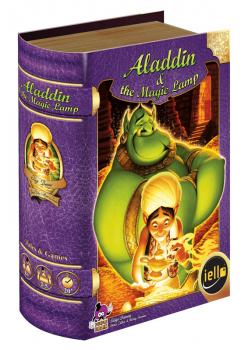 Aladdin and the Magic Lamp Game (Tales & Games #7)