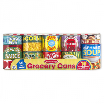 Grocery Cans (Let's Play House!)