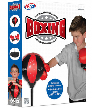 Freestanding Jr. Boxing Set