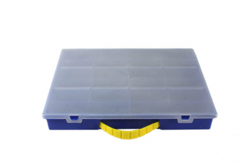 Toy Car Case - Blue