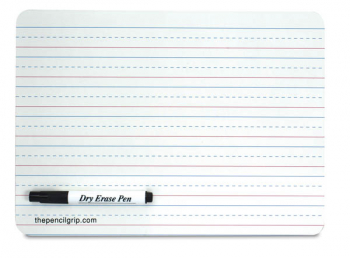 Dry Erase Board Kit (9 x 12 Melamine,dblsided
