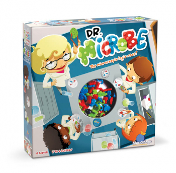 Dr. Microbe Game