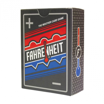 Fahrenheit Weather Card Game