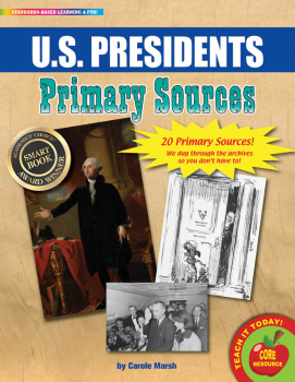 U.S. Presidents Primary Sources