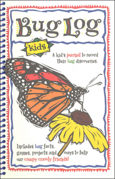 Bug Log for Kids
