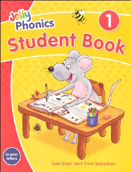 Jolly Phonics Student Book 1 Color Edition
