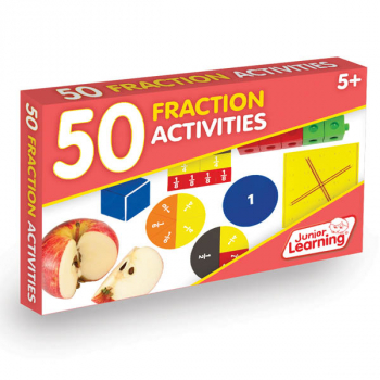 50 Fraction Activities