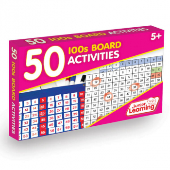 50 Hundreds Board Activities
