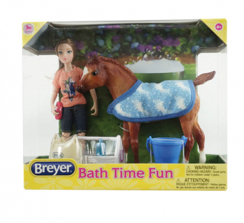 Breyer Classics Bath Time Fun (Freedom Series)
