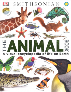 Animal Book: Visual Encyclopedia of Life on Earth (Smithsonian)