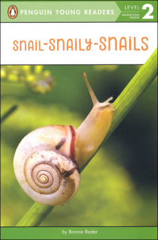 Snail-Snaily-Snails (Penguin Young Readers Level 2)