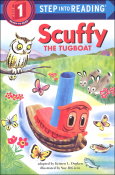 Scuffy the Tugboat (Step into Reading Level 1)
