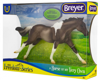 Breyer Classics Grulla Paint Horse (Freedom Series)