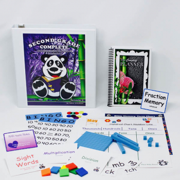 Second Grade Complete: Semester 2 Bundle