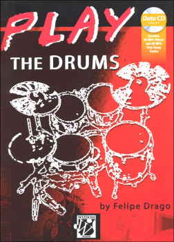 Play the Drums (Book & MP3/MP4 CD)