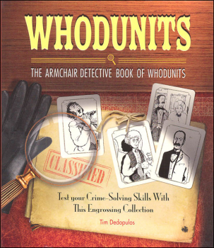Whodunits: Armchair Detective Book of Whodunits