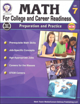 Math for College and Career Readiness: Grade 7