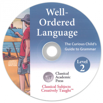 Well-Ordered Language Levels 2A & 2B Songs & Chants CD