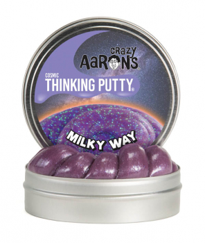 "Milky Way Putty 4"" Tin with Glow Charger (Cosmics)"