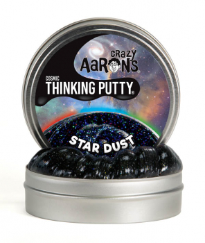 "Star Dust Putty 4"" Tin with Glow Charger (Cosmics)"