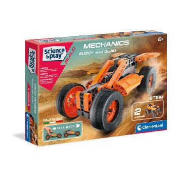 Buggy and Quad Kit (Mechanics Laboratory)
