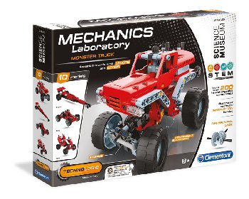 Monster Trucks Kit (Mechanics Laboratory)