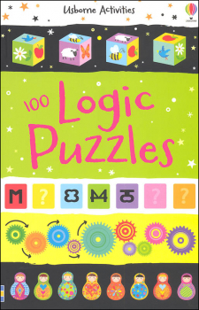 100 Logic Puzzles (Activity Puzzle Books)
