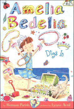 Amelia Bedelia Digs In (Chapter Book #12)