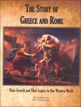 Story of Greece and Rome