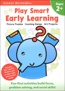 Play Smart Early Learning Workbook Age 2+