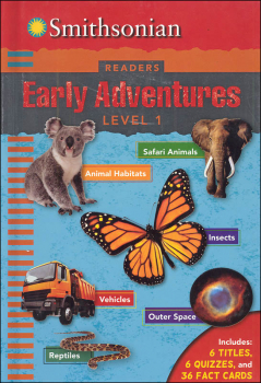 Early Adventures Smithsonian Readers Level 1