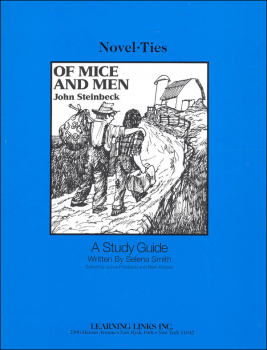 Of Mice and Men Novel-Ties Study Guide