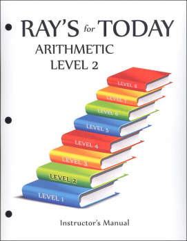 Ray's for Today Level 2 Instructor's Manual