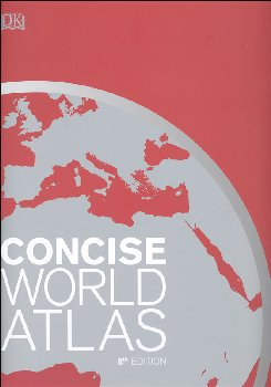 Concise World Atlas (8th Edition)