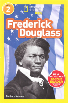 Frederick Douglass (National Geographic Readers Level 2)