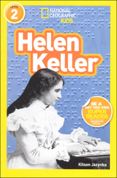Helen Keller (National Geographic Readers Level 2)