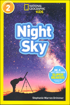 Night Sky (National Geographic Reader Level 2)