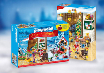 "Advent Calendar ""Santa's Workshop"" (Playmobil item #9264)"