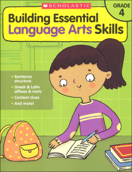 Building Essential Language Arts Skills Grade 4