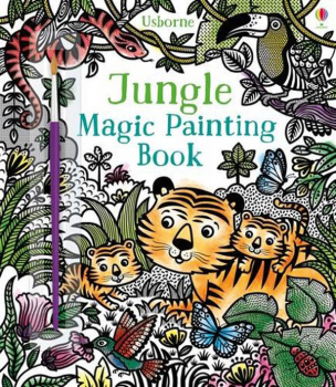 Jungle Magic Painting Book (Magic Painting Books)