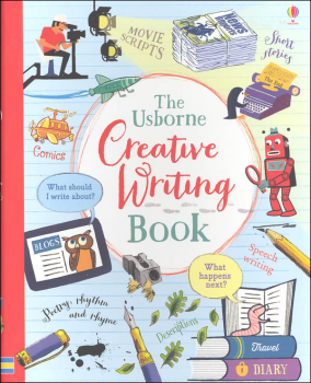 Creative Writing Book (Usborne)