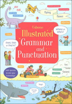Illustrated Grammar and Punctuation (Usborne)