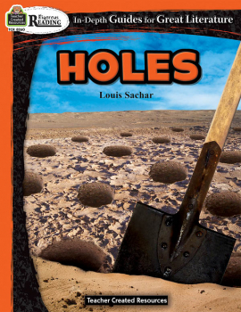 Holes In Depth Guide for Great Literature (Rigorous Reading)