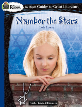 Number the Stars In Depth Guide for Great Literature (Rigorous Reading)