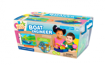 Boat Engineer (Kids First Level 1)