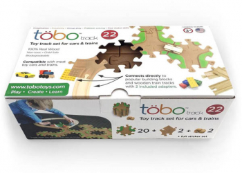 Tobo Track 22 with Playshare Adapters