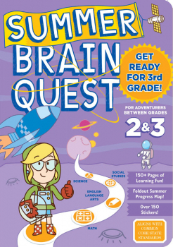 Summer Brain Quest - Between Grades 2 & 3